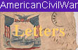 american civil war letter