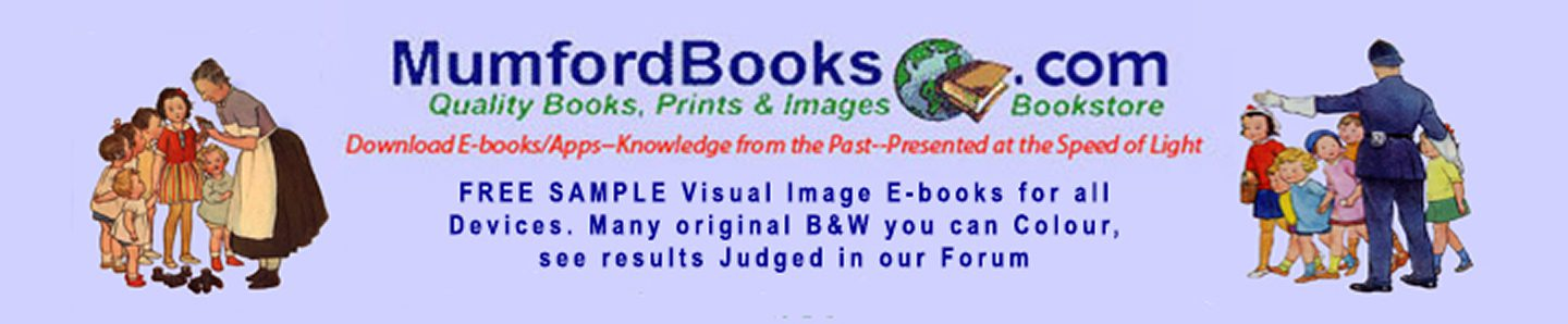 Welcome to MumfordBooks.com