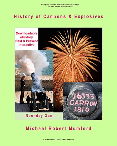 Cannons and Explosives : links to eHistory from around the world - Apple eBook